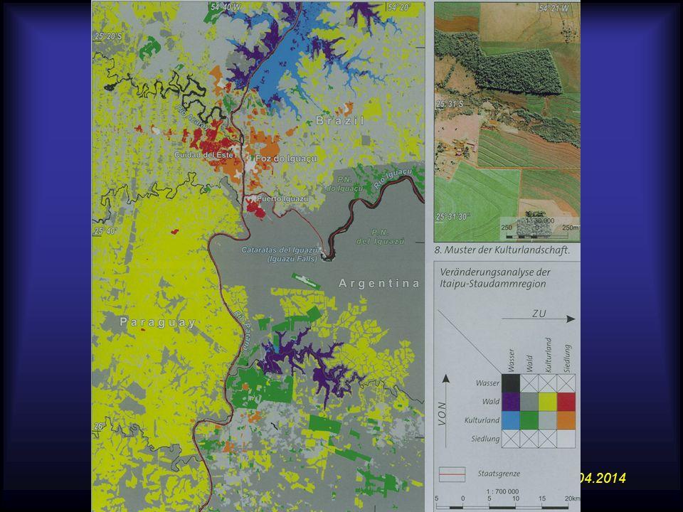 Genesekarte Beckel, L. (Hrsg.): The European Space Agency - Schulatlas. Geographie aus dem Weltraum. Geospace. Salzburg 2006. p. 91.