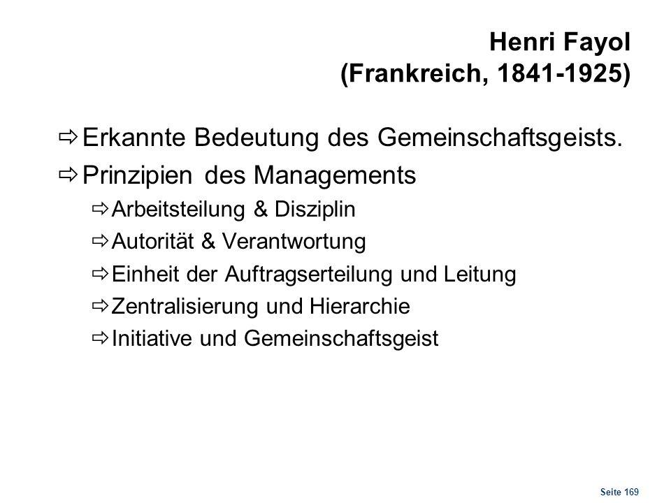 Henry Ford (Amerika, 1863-1947) Praktische Umsetzung und Perfektionierung des Taylorismus. Massenfertigungsstraßen.
