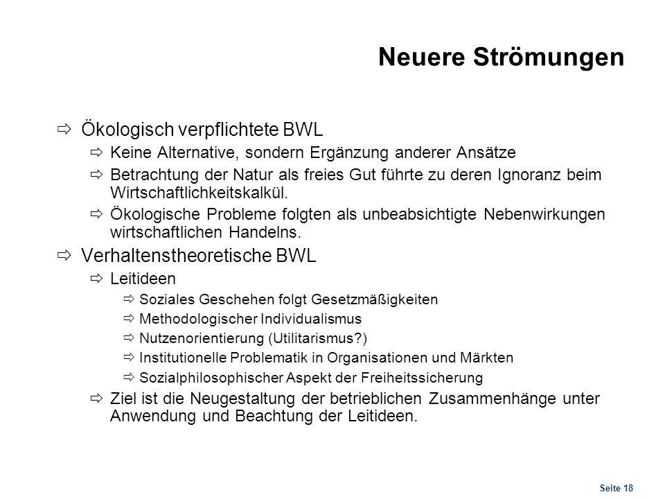II. Grundbegriffe S.31-57