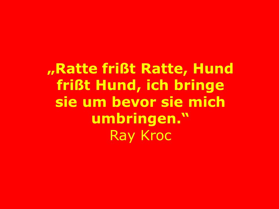 """""""Ratte frißt Ratte, Hund"""