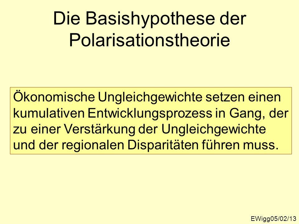 Die Basishypothese der Polarisationstheorie