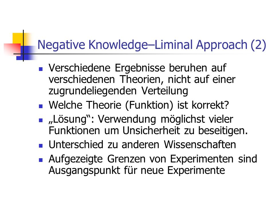 Negative Knowledge–Liminal Approach (2)