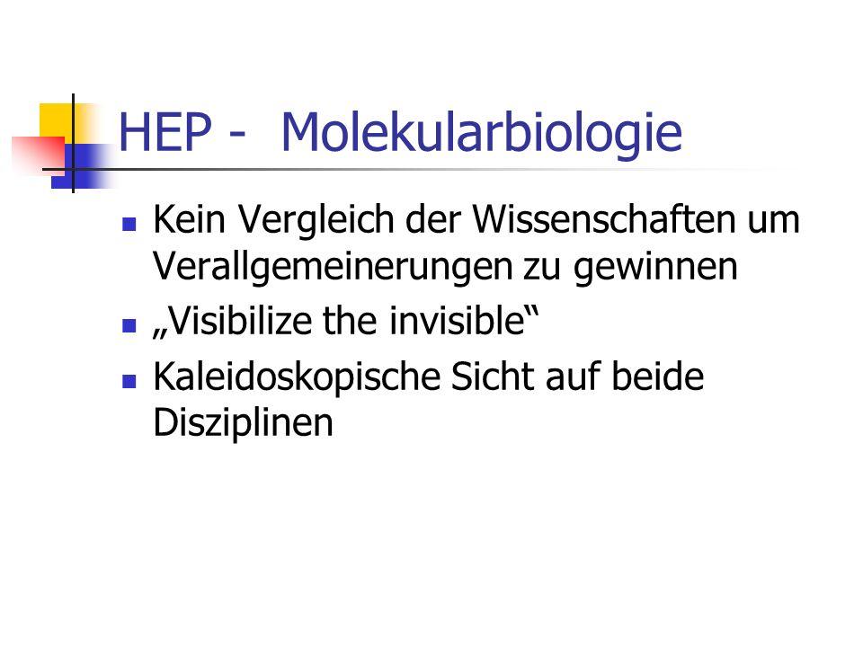 HEP - Molekularbiologie