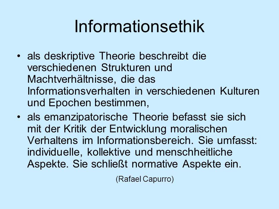 Informationsethik