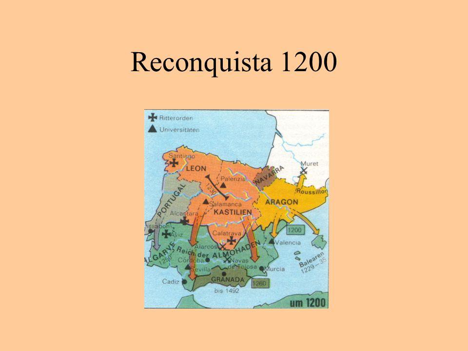 Reconquista 1200