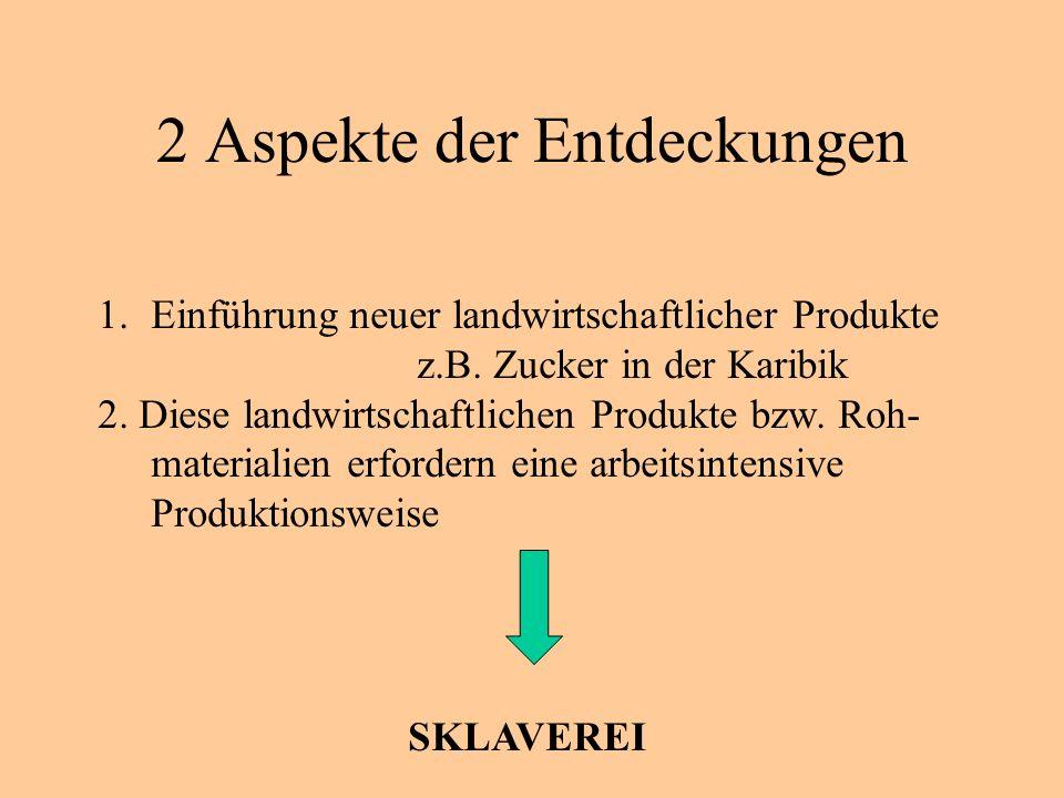 2 Aspekte der Entdeckungen