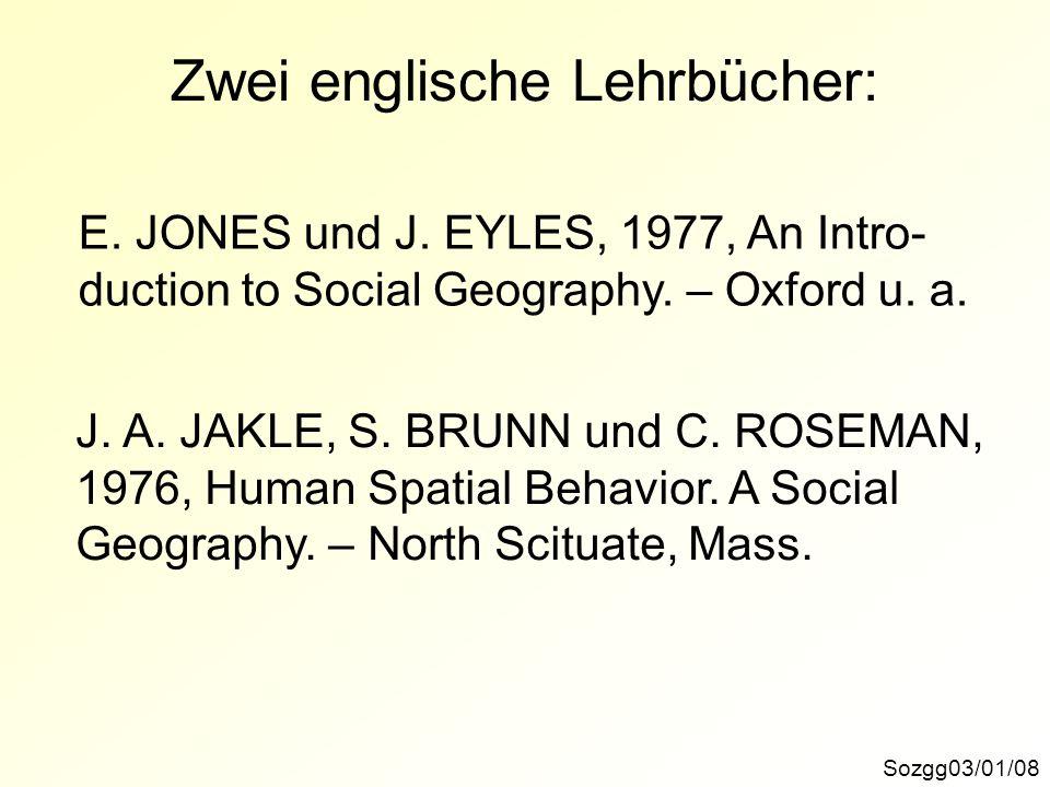 Zwei englische Lehrbücher: