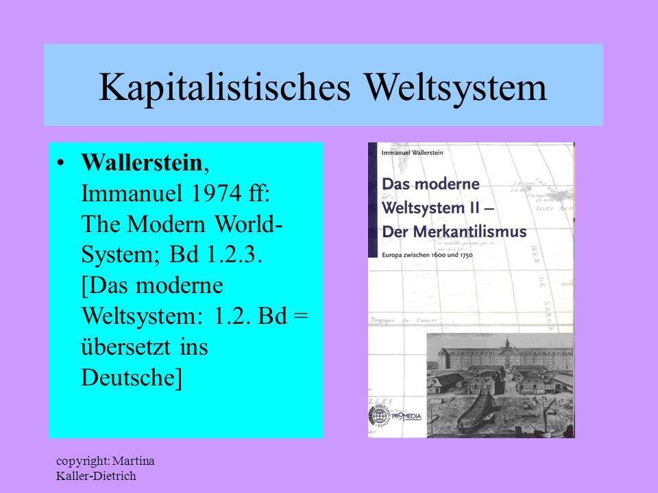 Kapitalistisches Weltsystem