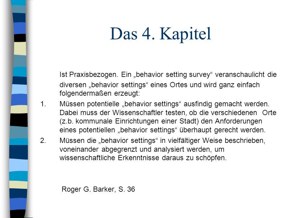 Das 4. Kapitel