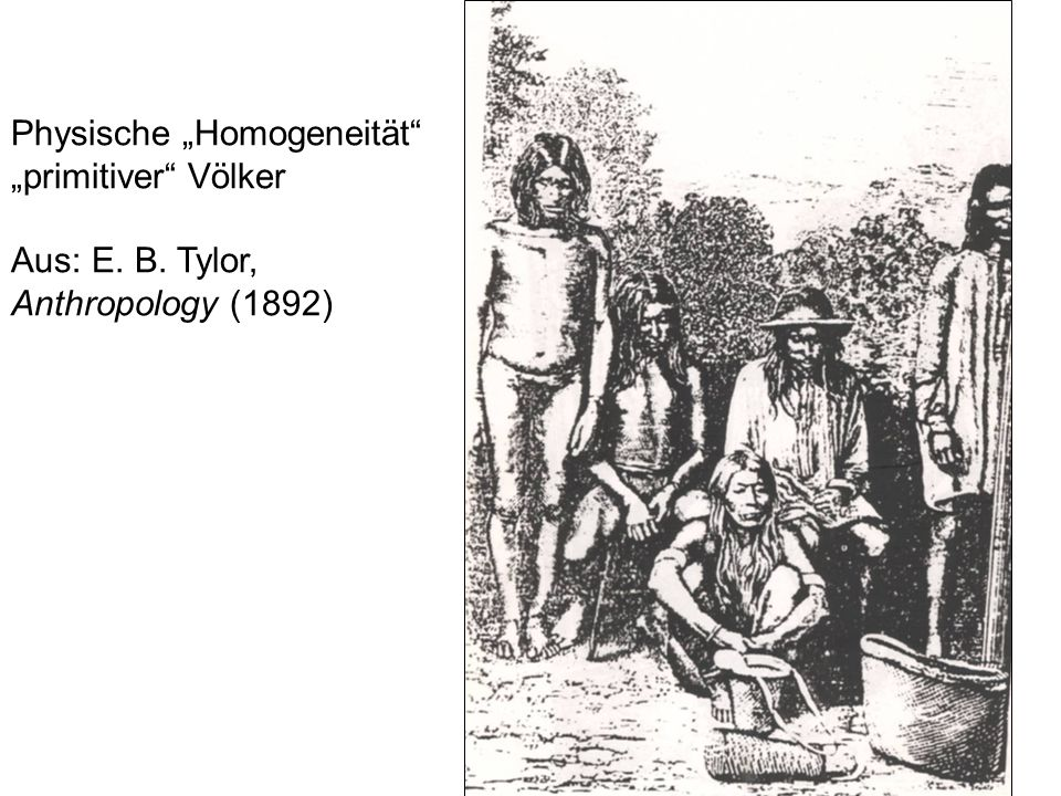 """Physische """"Homogeneität"""