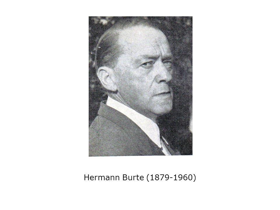 Hermann Burte (1879-1960)
