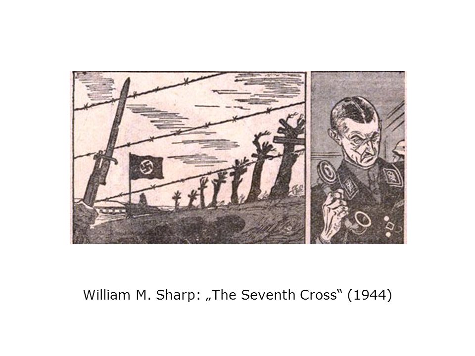 "William M. Sharp: ""The Seventh Cross (1944)"