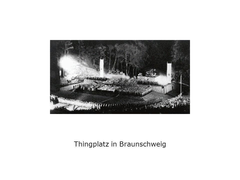 Thingplatz in Braunschweig