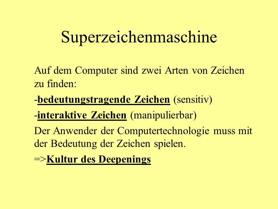 Superzeichenmaschine