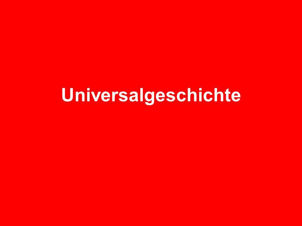 Universalgeschichte