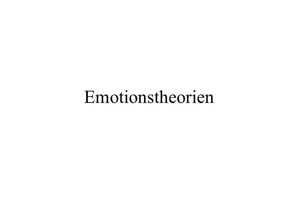 Emotionstheorien