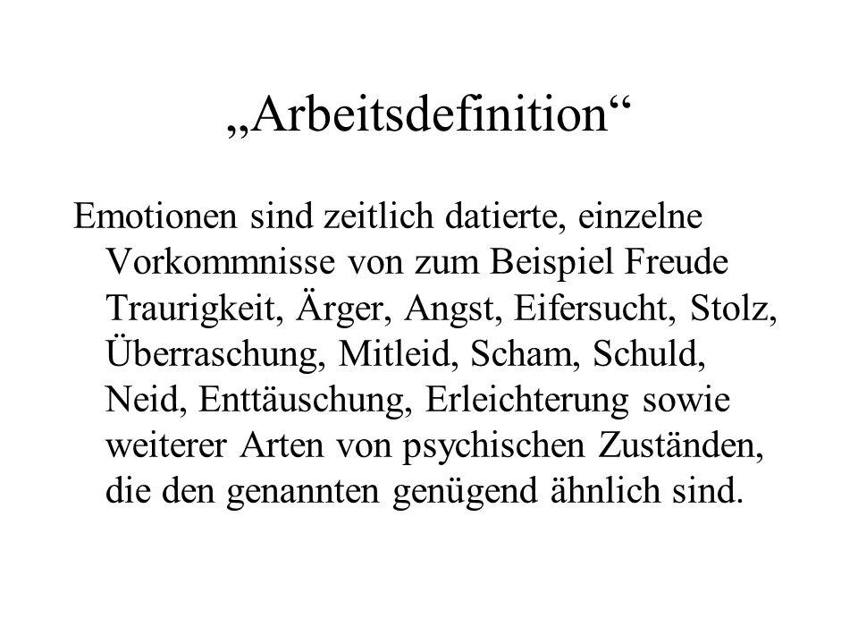 """Arbeitsdefinition"