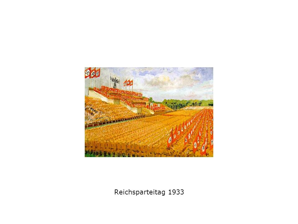 Reichsparteitag 1933