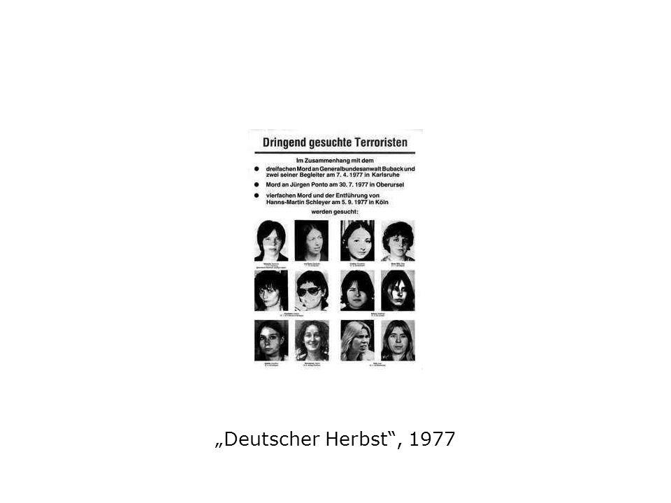 """Deutscher Herbst , 1977"