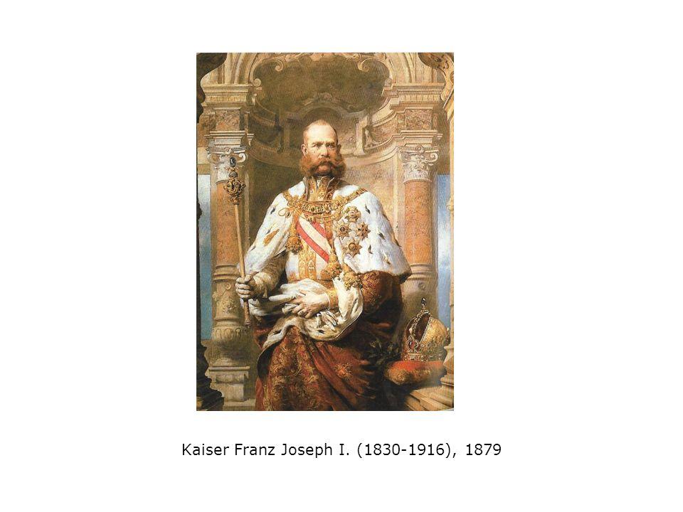Kaiser Franz Joseph I. (1830-1916), 1879