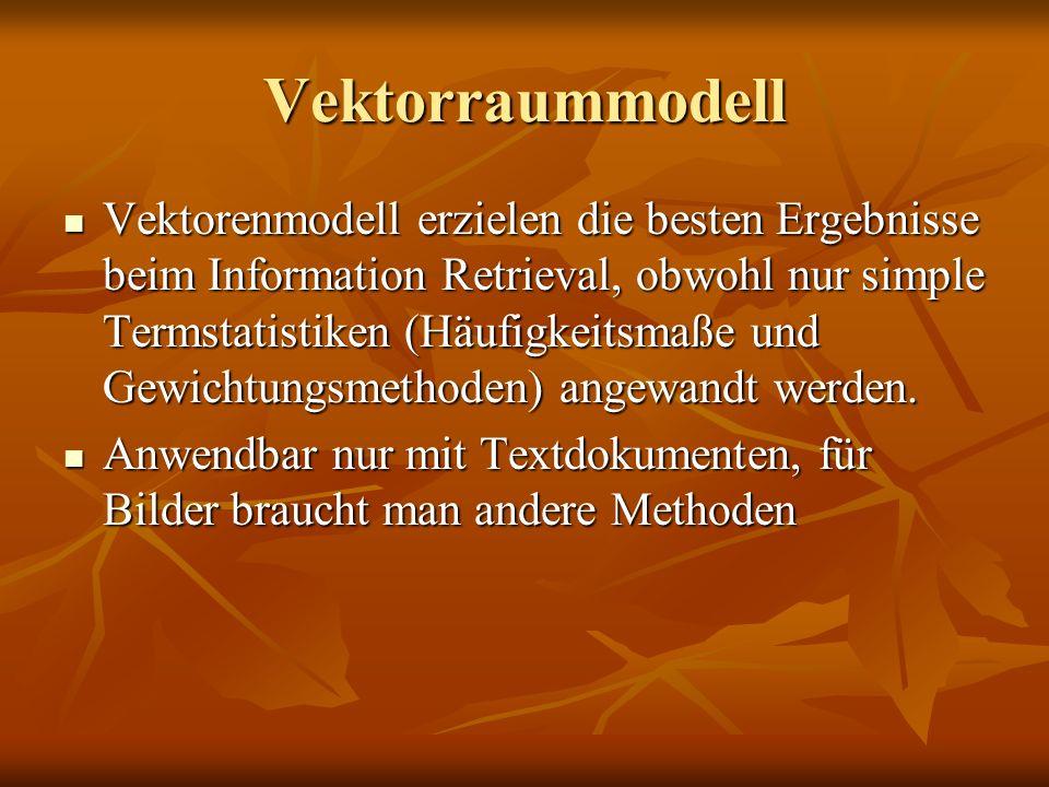 Vektorraummodell