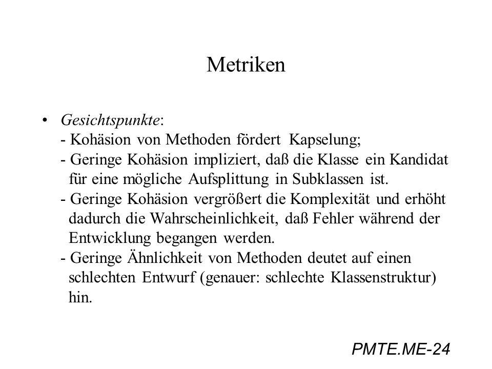 Metriken