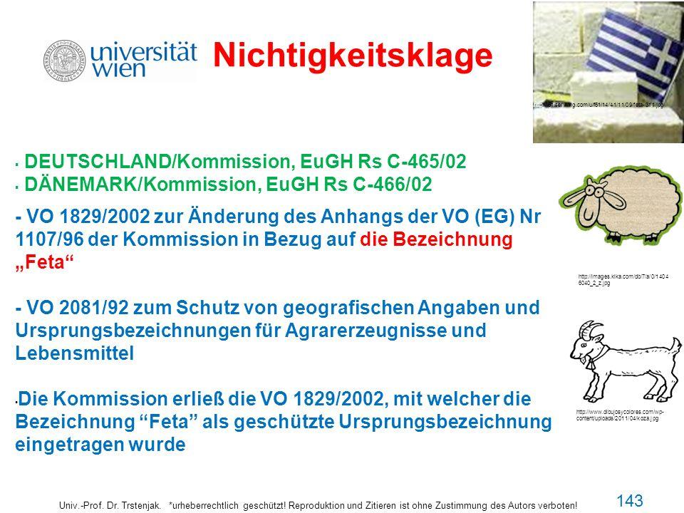 Nichtigkeitsklage DEUTSCHLAND/Kommission, EuGH Rs C-465/02