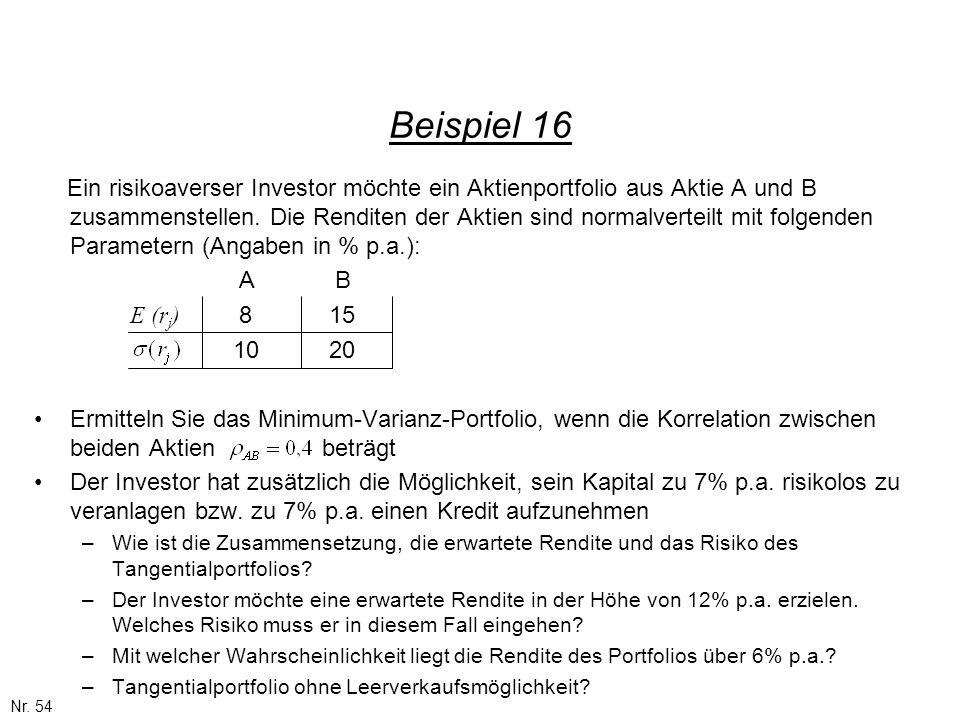 Beispiel 16
