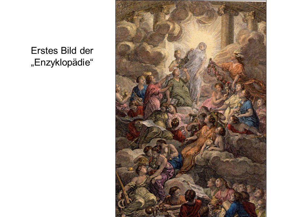 """Erstes Bild der """"Enzyklopädie"""