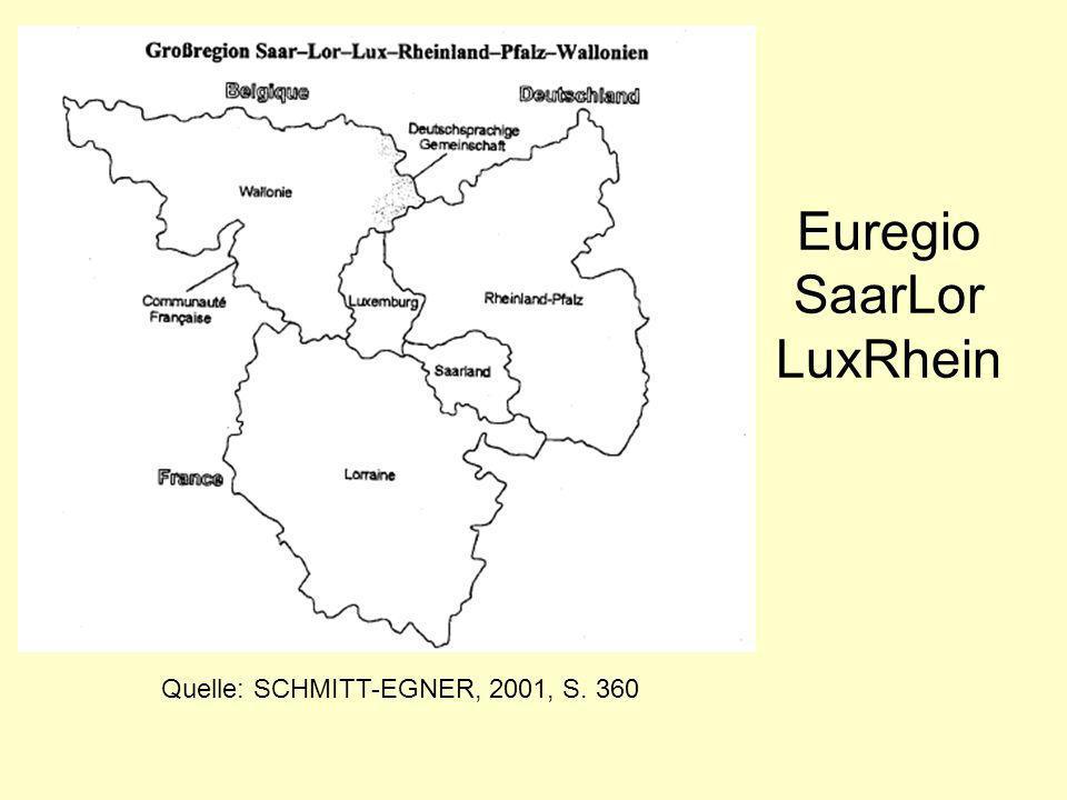 Euregio SaarLor LuxRhein