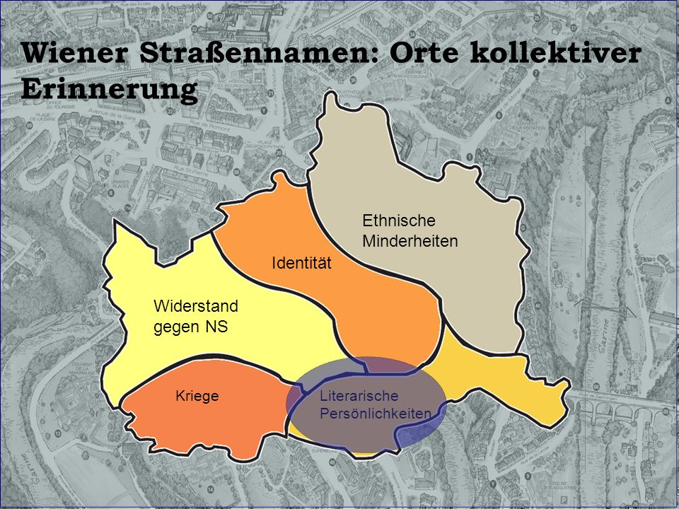 Wiener Straßennamen: Orte kollektiver Erinnerung