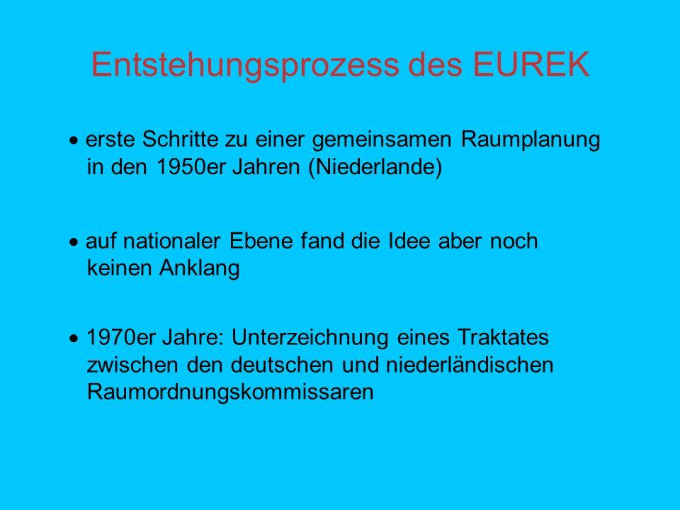 Entstehungsprozess des EUREK