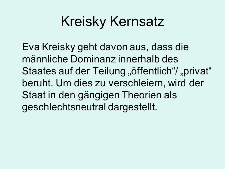Kreisky Kernsatz