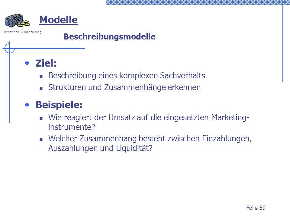 Beschreibungsmodelle