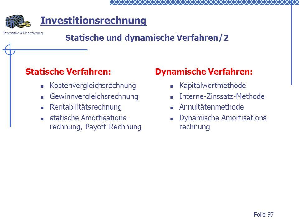 Statische und dynamische Verfahren/2