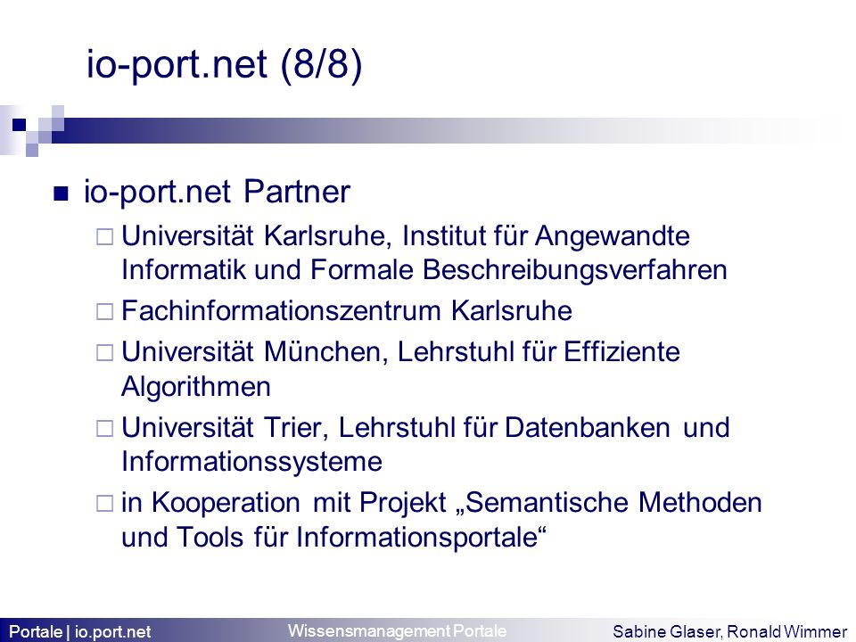io-port.net (8/8) io-port.net Partner