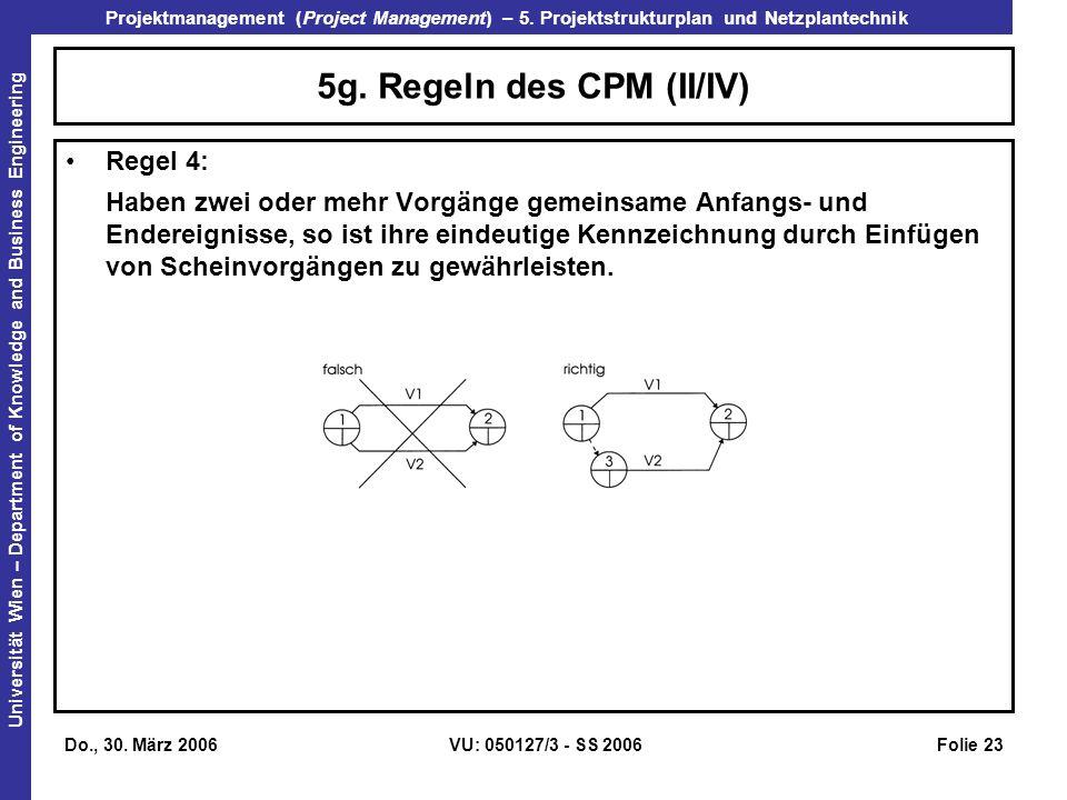 5g. Regeln des CPM (II/IV)