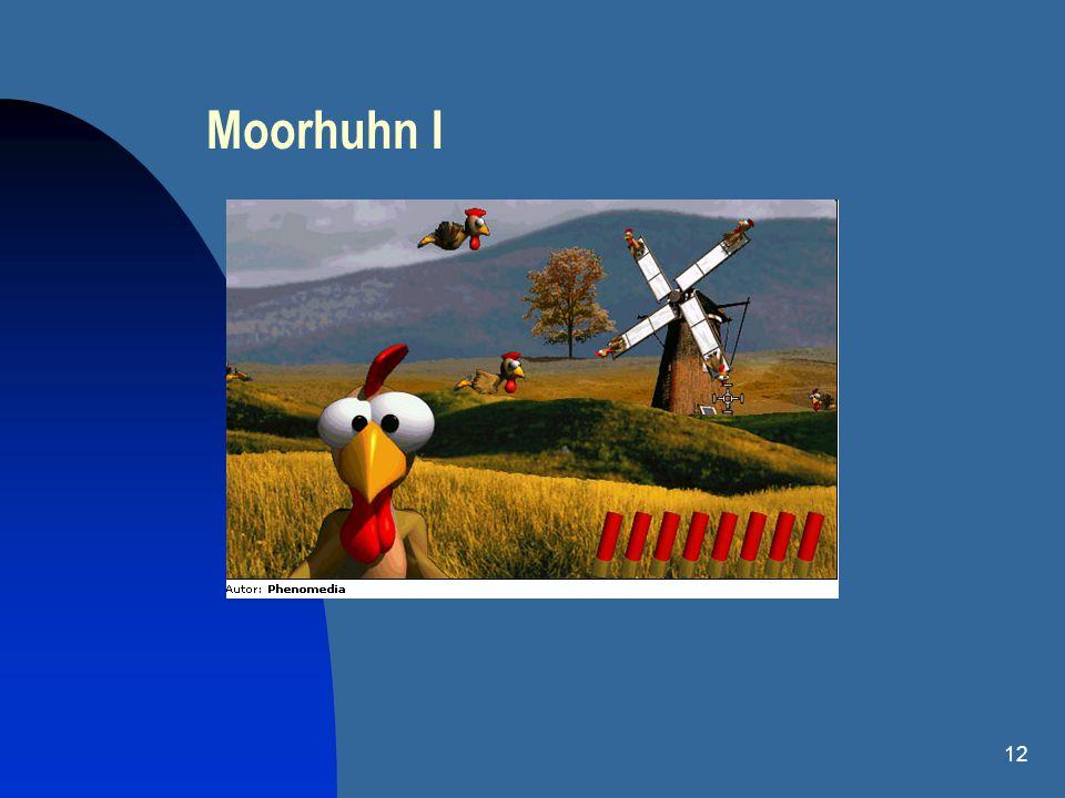 Moorhuhn I