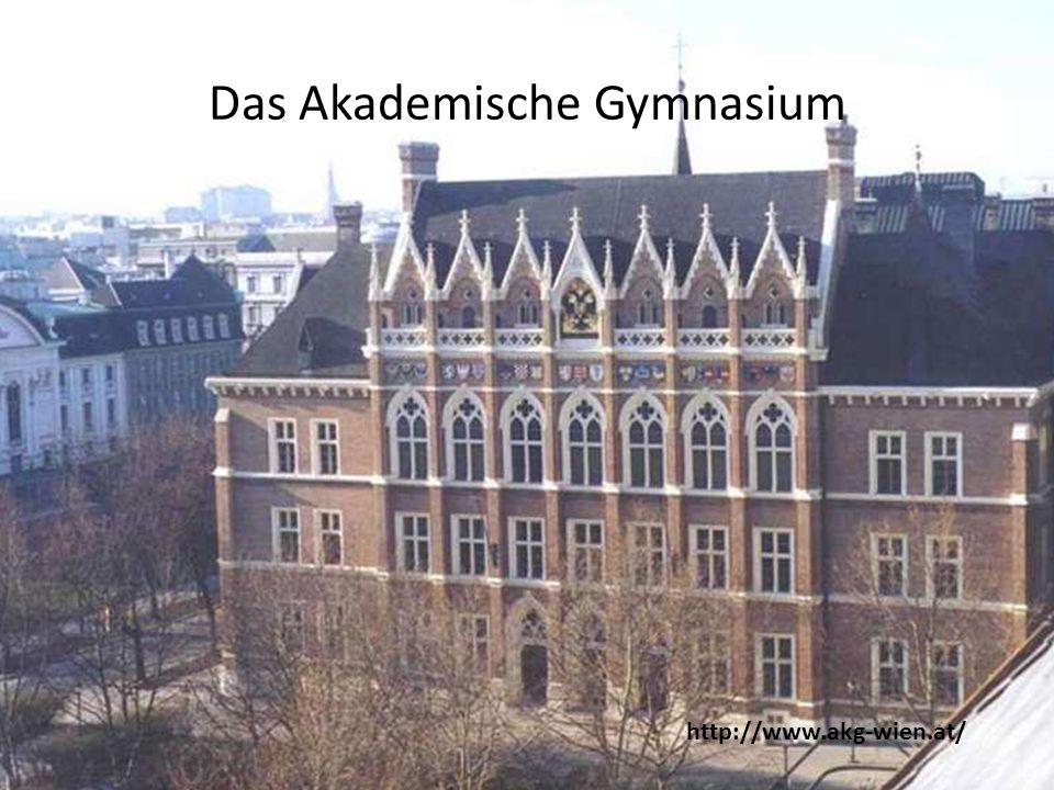 Das Akademische Gymnasium