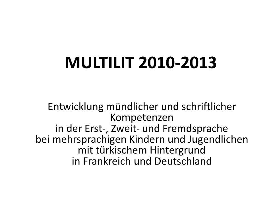 MULTILIT 2010-2013