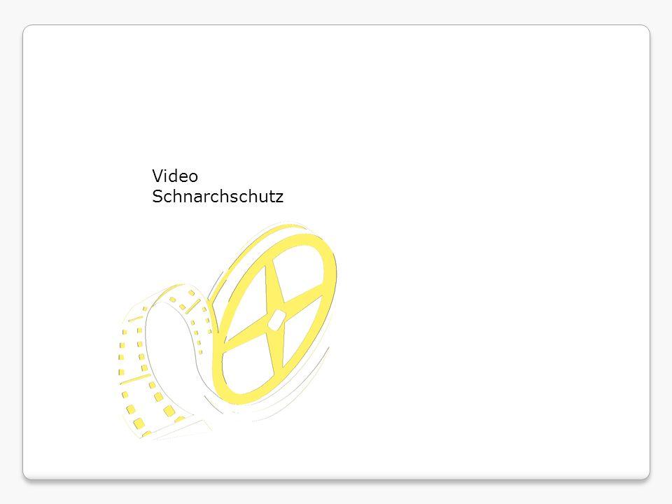 Video Schnarchschutz