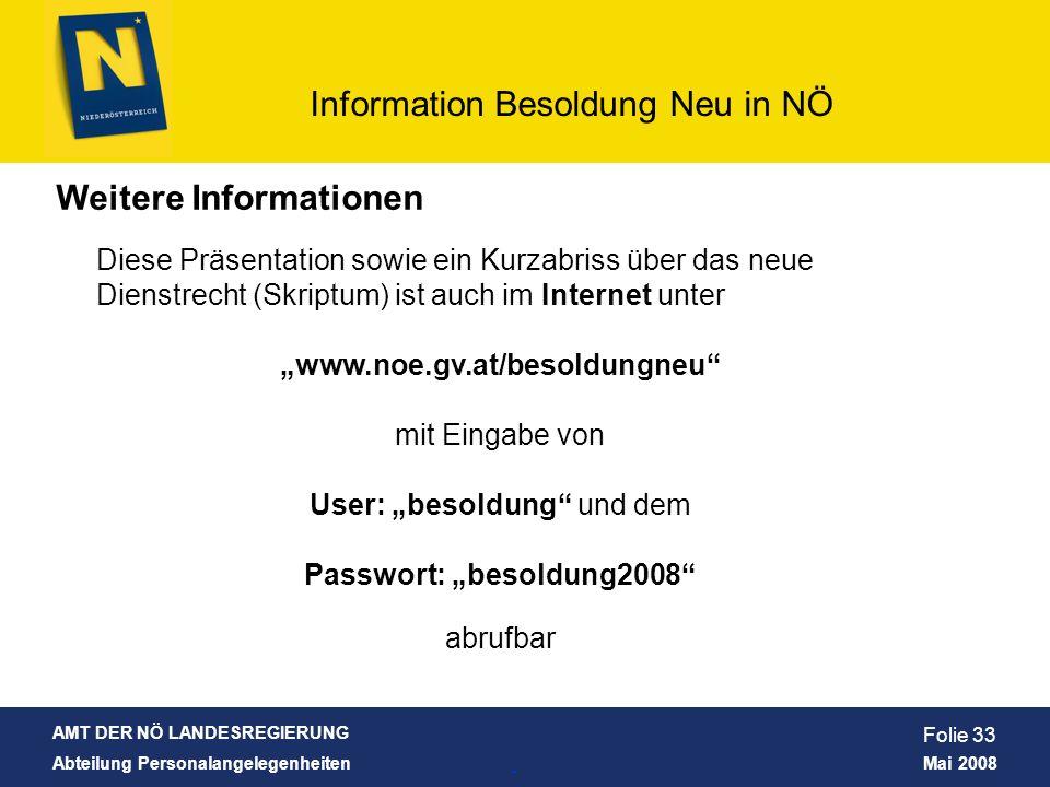 "Passwort: ""besoldung2008"