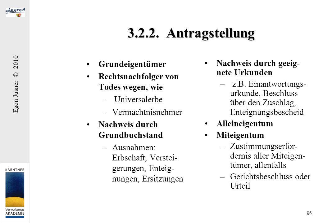 3.2.2. Antragstellung Grundeigentümer