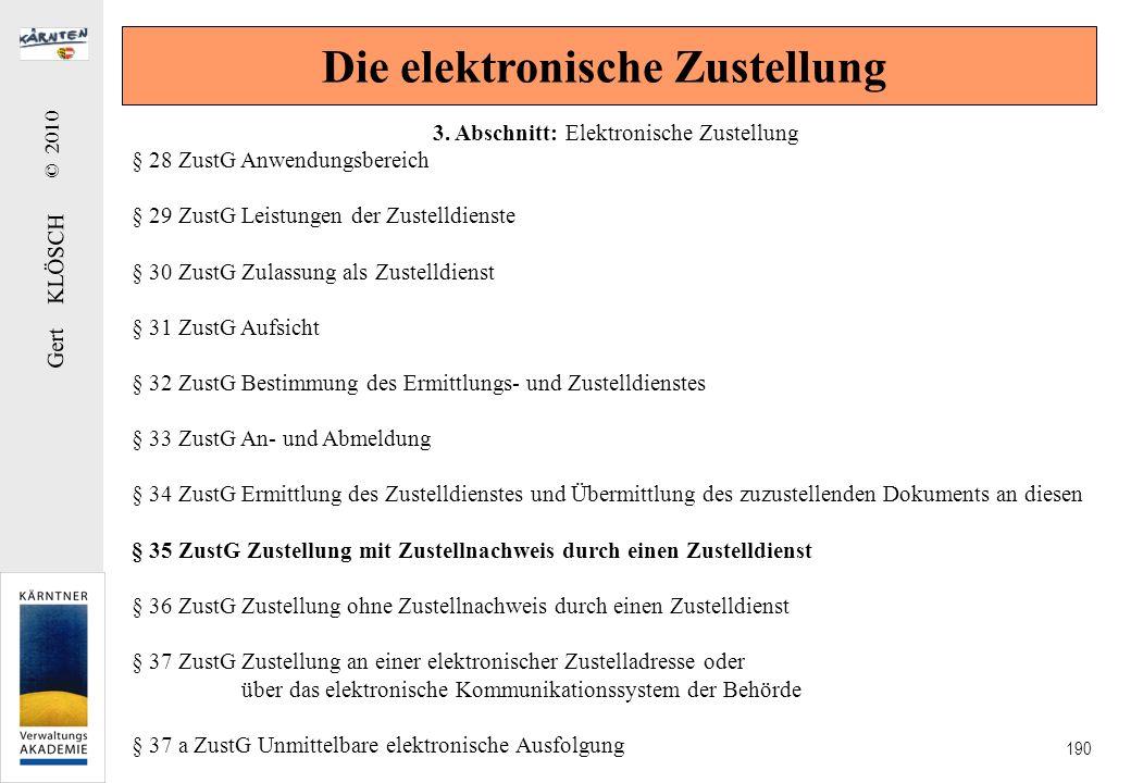 Elektronische Zustellung1