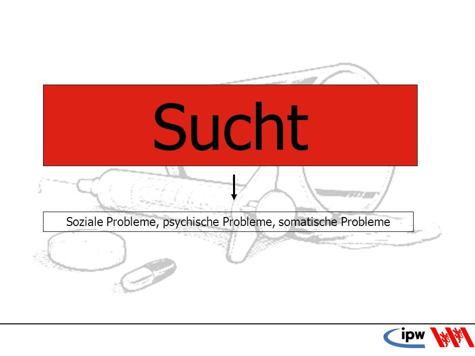 Soziale Probleme, psychische Probleme, somatische Probleme
