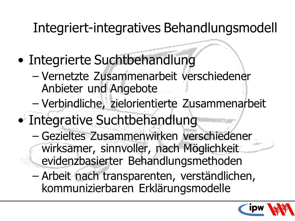 Integriert-integratives Behandlungsmodell