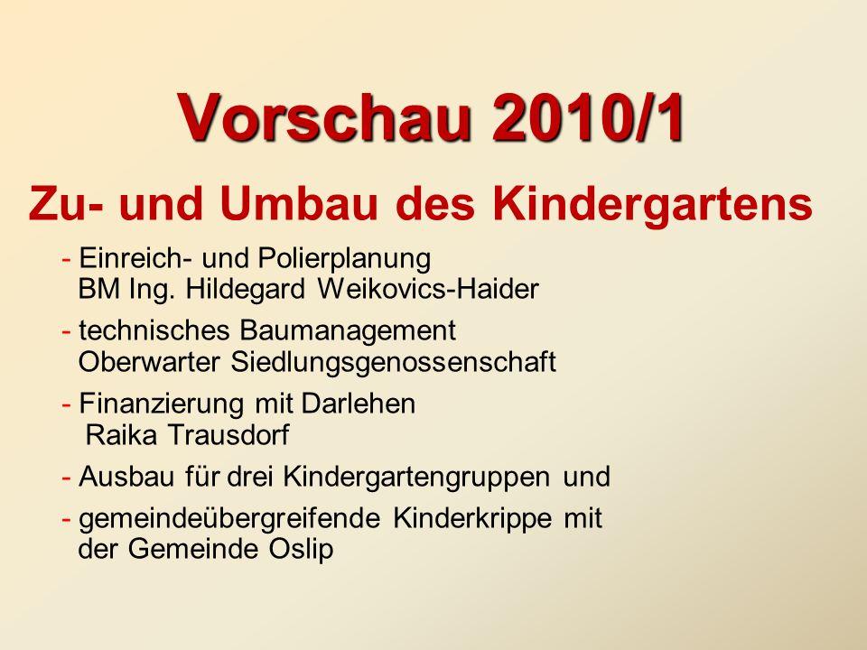 Vorschau 2010/1