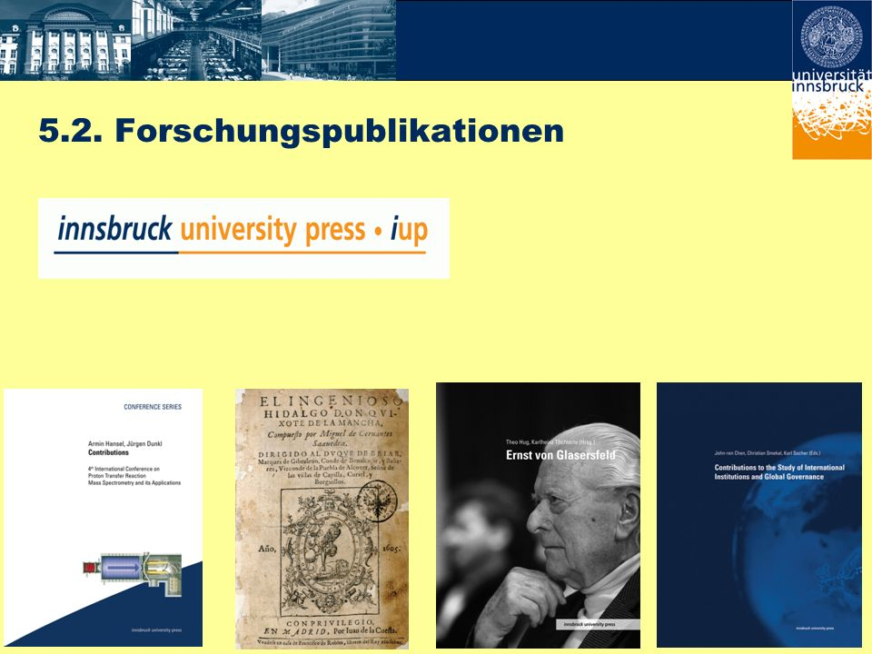 5.2. Forschungspublikationen