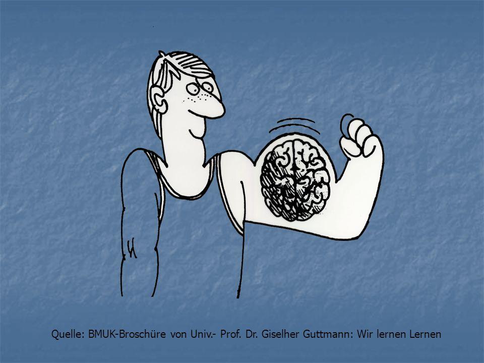 Quelle: BMUK-Broschüre von Univ. - Prof. Dr