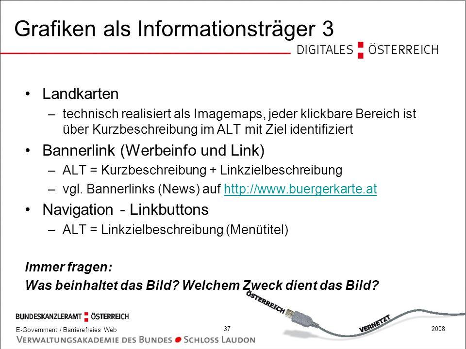 Grafiken als Informationsträger 3